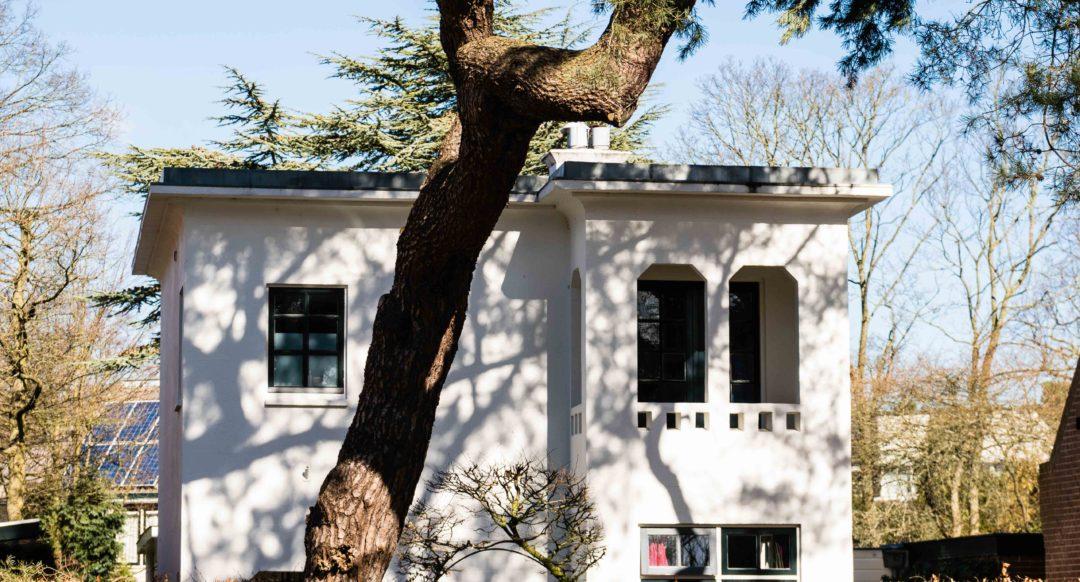 Een gegoten huis stichting santpoort
